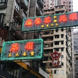 a Hong Kong food tour