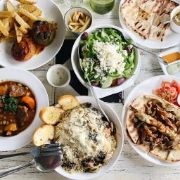Lemon & Olives: a cozy Greek restaurant in Baguio City